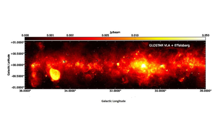 International study offers new insights into star formation in Milky Way